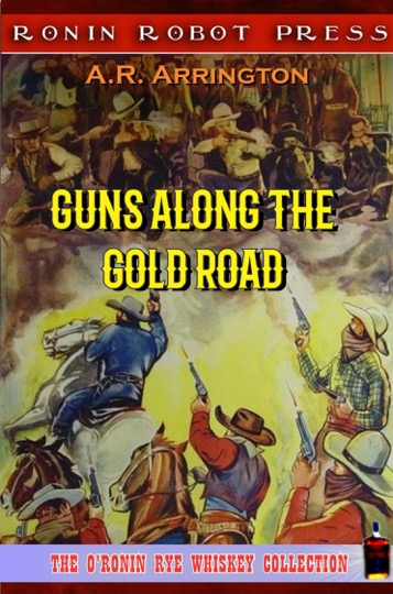 Gold Road Cover